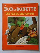 BOB ET BOBETTE n° 213  LES ELFES ENCHANTES   ( EAUBO ) édition originale
