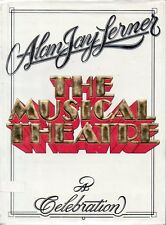 Alan Jay Lerner Musical Theatre A Celebration 1987 Music Review Comedy Musicals