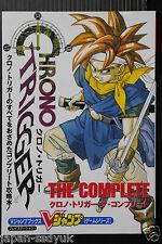 Chrono Trigger the Complete Akira Toriyama guide book