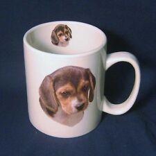 Cute Beagle Puppy Dog Large Coffee Mug
