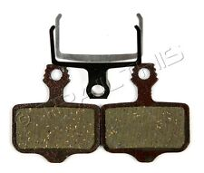 1-Pair Genuine Avid ELIXIR Organic Disc Brake Pads with Spring OEM