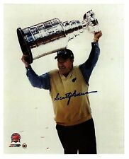Scotty Bowman-Last Stanley Cup as Coach-Record 9th Time-2002 Detroit Red Wings!