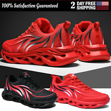 Running Casual Sneakers Men's Outdoor Athletic Jogging Sports Tennis Shoes Gym