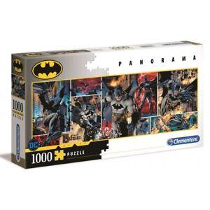 Clementoni Batman Panorama Puzzle 1000 Pieces