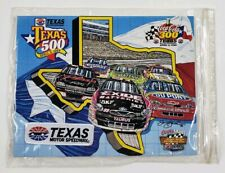 Texas Motor Speedway Texas 500 April 5,1998 Book Souvenir And Patch Sealed