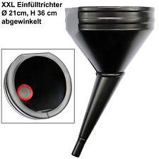 Motor/öl Trichter-Fahrzeug Kunststoff Verdickung Trichter Auslauf for Motor/öl Wasser Kraftstoff Benzin Diesel mit Sieb