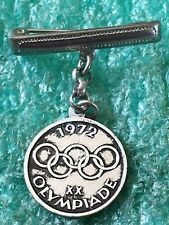 XX OLYMPIC MUNCHEN 1972 - OLD PIN BADGE