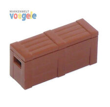 Brickarms WW2 Ammunition box brown for LEGO figures NEW