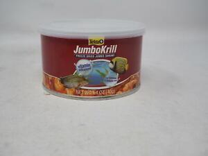 Tetra JumboKrill Freeze-Dried Jumbo Shrimp 1.4 Ounce, Natural Shrimp Treat For
