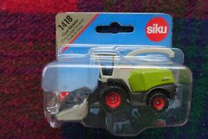 SIKU 1/87 Farming - 1418 CLAAS 960 Jaguar forage harvester