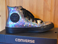 Converse Chucks Taylor All Star Hi - UK 4 EU 36,5 Oil Slick Leather 551588C NEU