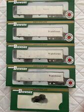Bowser triple crown roadrailers w/ coupler mate -ho scale