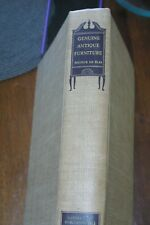 Antique Book Genuine Antique Furniture Major Arthur De Bles1929 Garden City Pb
