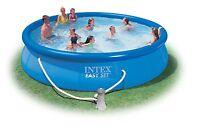 Intex Easy Set Pool 457 x 91 cm mit Filterpumpe.Art. 56412GS