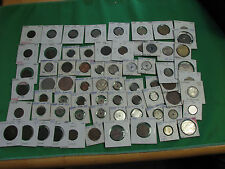 worlds coins lot 68 coins the trends $1.00 to $10.00 or + Germany Netherlands