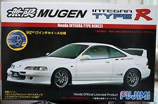 Fujimi 038216 1993 Honda Integra Type R Mugen ( DC 2 ), JDM 1:24