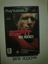 ESPN NHL HOCKEY PS2 PLAYSTATION 2 SONY COMPLET PAL