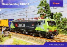 80118 ROCO Katalog 2018/2019 Spur H0/H0e