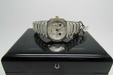 Accutron Men's 26B59 Curacao Unidirectional Watch Brand new in box