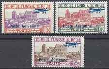 FRANCE COLONIE TUNISIE PA N°7 AU N°9 - NEUF ** LUXE GOMME D'ORIGINE - COTE 16€