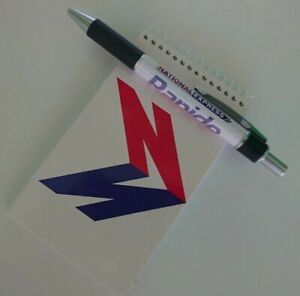 NATIONAL EXPRESS NOTEPAD & RAPIDE PEN NEW NBC NATIONAL BUS COMPANY STAGECOACH