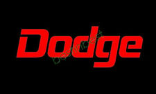 Banner Flag for Dodge Flag 3x5 FT Wall Banner Shop Show Decor