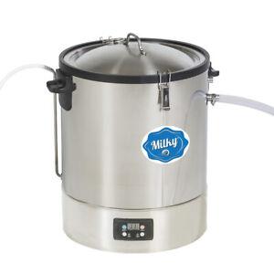 Milky Midi Pasteurisator, Käse- und Joghurtkessel FJ 30, 230V