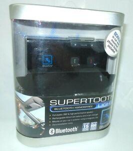 Blue Ant Supertooth-Light Bluetooth Handsfree Phone Car Speaker W/ Phone Holder