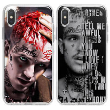 Silicone Phone case Rap Hip-Hop Lil Peep For iPhone 11 Pro Xs Max XR 8 7 6 Plus