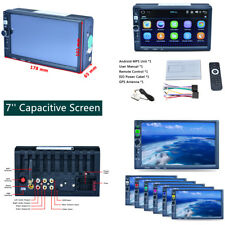 "5.1.1 Lettore MP5 STEREO ANDROID 7"" capacitivo touch screen GPS Bluetooth WiFi"