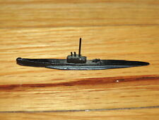 Rare Comet Authenticast Model Submarine Us Cachalot Class