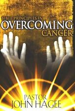 Bible Principles in Overcoming Cancer - Single Dvd - John Hagee - Sale Rare !