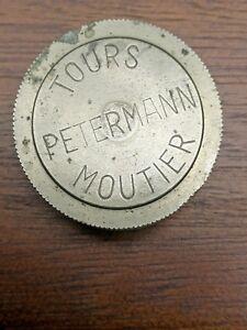 HORLOGERIE OUTILS DE PRECISION.REGLAGE DE TOURS .PETERMANN.MOUTIER