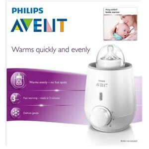 Philips Avent SCF355/00 Baby Bottle Warmer 3 Minute Fast Electric #BargainTrend