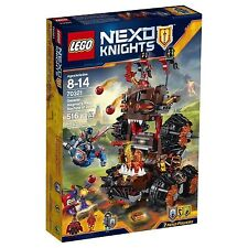 70321 GENERAL MAGMAR'S SIEGE MACHINE DOOM lego castle NEW legos set NEXO KNIGHTS