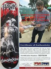 TONY HAWK,BIRDHOUSE,SIGNED,AUTOGRAPHED,SKATEBOARD DECK,X GAMES,PSA/DNA,PROOF..
