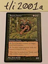 MTG Magic the Gathering ~ Bounty Hunter ~ Tempest ~ Unplayed