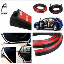P-type 4M Black Sealing Strip Length Reducing Pavement Wind Noise Pass Into Car