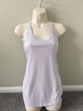 Patagonia Womens Purple Capilene Cool Trail Tank (S)