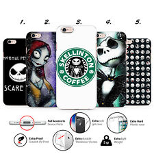NIGHTMARE BEFORE CHRISTMAS JACK SALLY TOP PHONE CASE COVER IPHONE 5 6 7 8 X 11