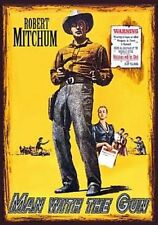 Man With The Gun DVD 1955 Region 4 Robert Mitchum The Trouble Shooter