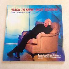 Dave Seaman Back to Mine 2xLP DMC 1999 [Depeche Mode Kruder Dorfmeister Lamb]