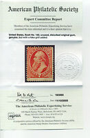 Scott #149 Stanton Mint Stamp  with APS Cert (Stock #149-3)