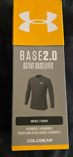 Under Armour Mens Large Base2.0 Active Baselayer Nwt 1343244