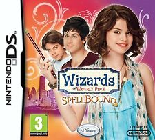 WIZARDS OF WAVERLY PLACE SPELLBOUND - DS - GAME - NEW AND SEALED - UK RELEASE