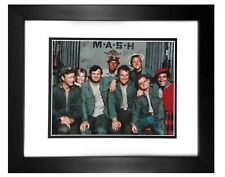 M.A.S.H.  -  001  8x10 Photo Framed 11x14