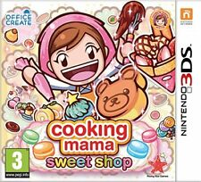 Cooking Mama - Sweet shop Nintendo 3ds Rising Star