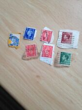Vintage Perfins - King Edward Viii? Apologies Not a Stamp Collector! Help?