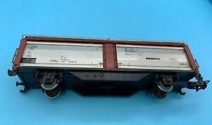 MARKLIN 4633 HO GAUGE FREIGHT CAR / WAGON – SLIDING ROOF DB 5718055-5