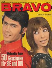 Bravo 1966 / 51 Brian Jones, Pierre Brice (Winnetou), Beach Boys, Conny